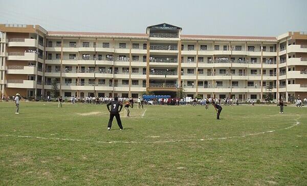 Cantonment English School & College Field