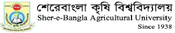 Sher-e-Bangla Agricultural University Logo