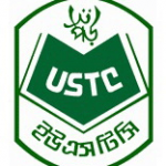 University of Science and Technology Chittagong Logo