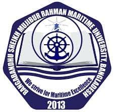 Bangabandhu Sheikh Mujibur Rahman Maritime University Logo