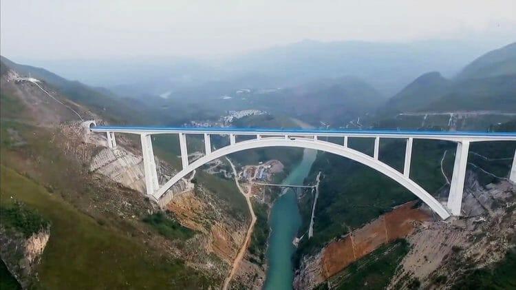 Qinglong Railway Bridge